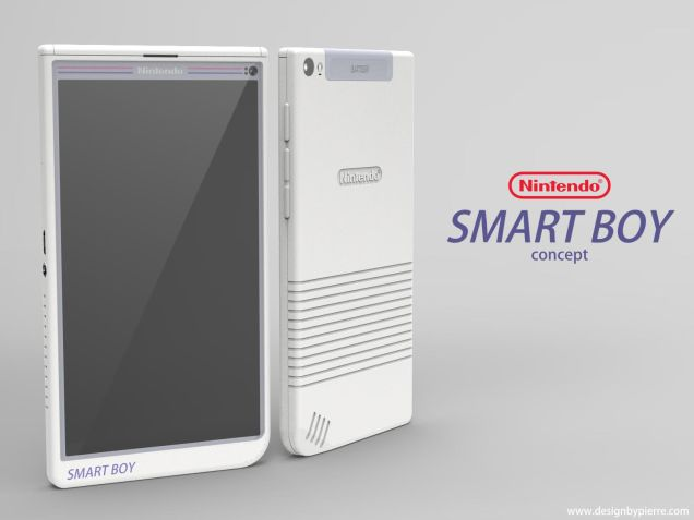 The Smartphone Nintendo Should Make