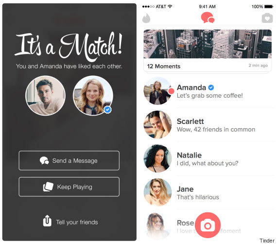Tinder adds verified profiles for celebrities - Digital Spy