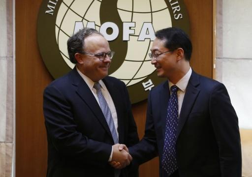 US envoy on N. Korea says Iran deal proves flexibility