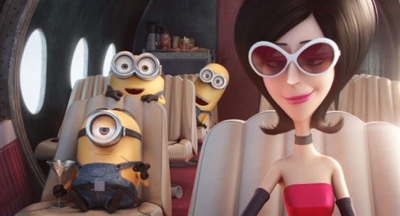 Minions Winning Box Office In Opening Weekend | Gossip Cop