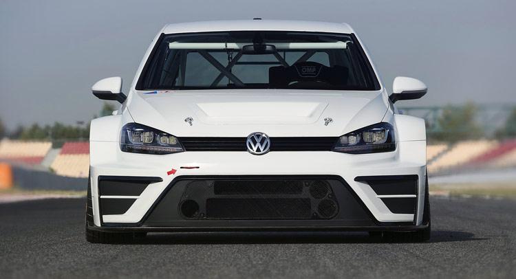 Official Volkswagen Golf R Track Spec Gtspirit