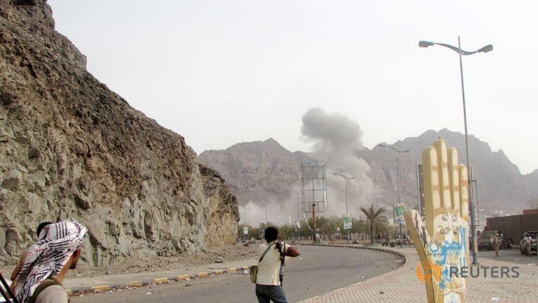 Saudi-led coalition announces 5-day pause in Yemen attacks - vagazette.com