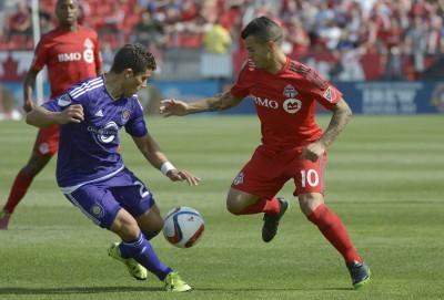 Orlando City's skid continues Lions fall 5-0 at Toronto FC