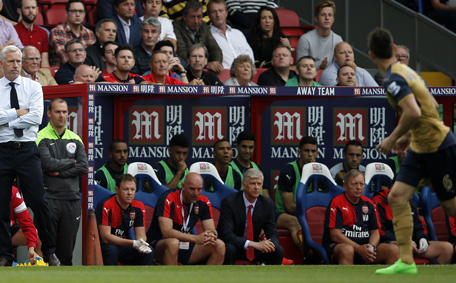 Arsenal vs Crystal Palace Live Stream: Watch English Premier League Soccer