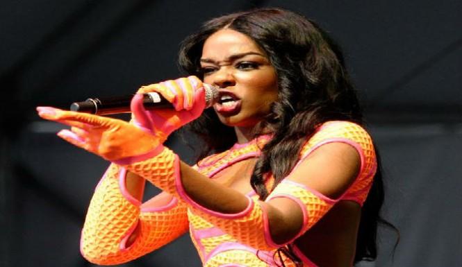 Azealia Banks on Nicki Minaj's Wax Figure: 'They Had to Put Her on All Fours?'