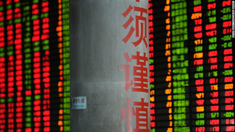 Volatility in Chinese Stock Markets Shanghai Plummets by 6