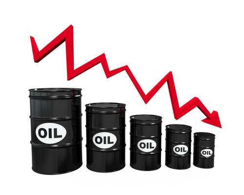 Oil price drops below $50 as commodities index hits lowest in 13 years