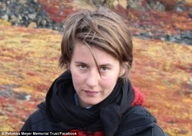 Danish cyclist Rebekka Meyer died on a notorious road in South Brisbane