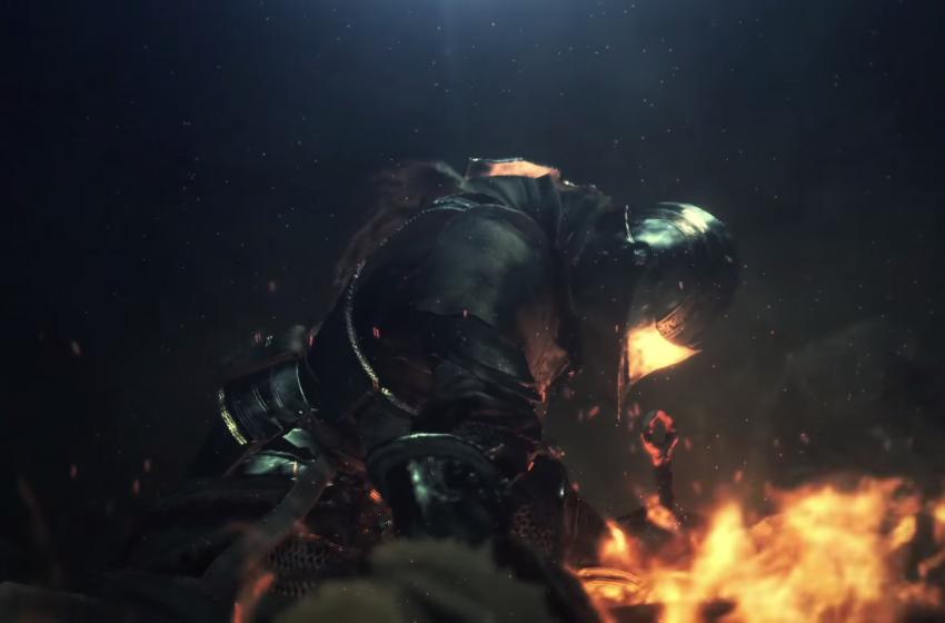 Dark Souls 3 Gets First Gameplay Trailer