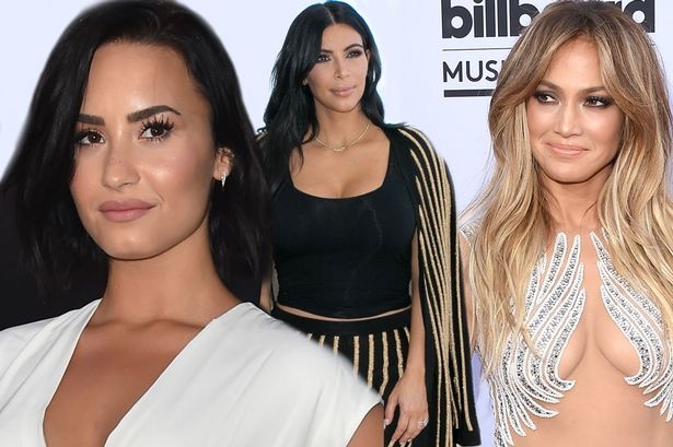 Demi Lovato unveils new album's track list with help from star pals