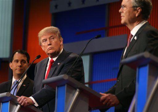 Debate shatters Fox News ratings record Trump feels heat