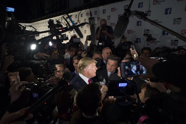 Trump Campaign Fires Adviser Roger Stone