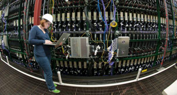 Fermilab reveals first oscillating neutrinos in NOvA experiment