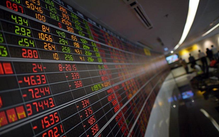 Global stocks plummeted on fears of weakening growth