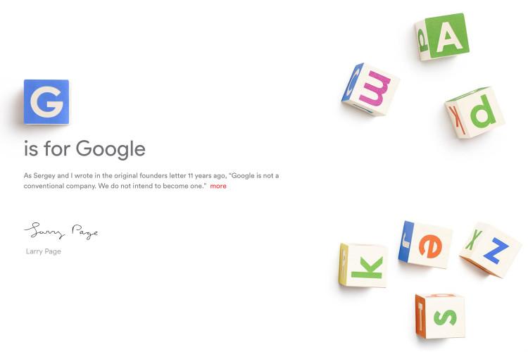 Google Alphabet BMW URL 750x500 Google is now Alphabet but BMW owns Alphabetcom