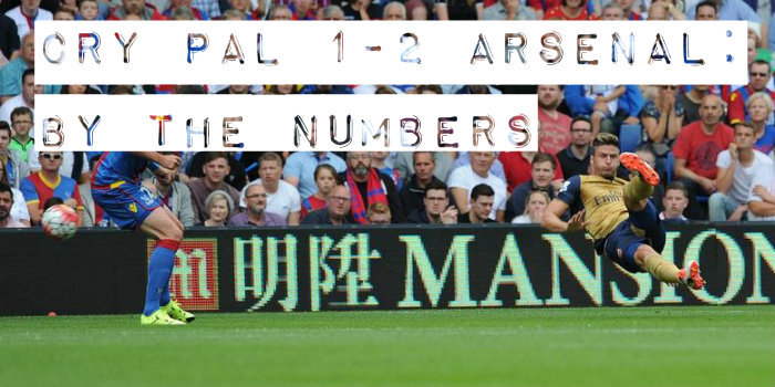 Giroud volley helps Arsenal to win
