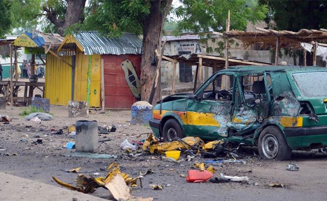 At Least 6 Killed in Northeast Nigeria Market Suicide Bomb Blast Witnesses