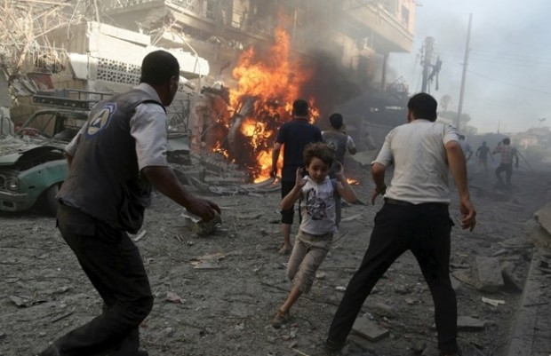 ISIS' use of chemical weapons in Syria confirmed