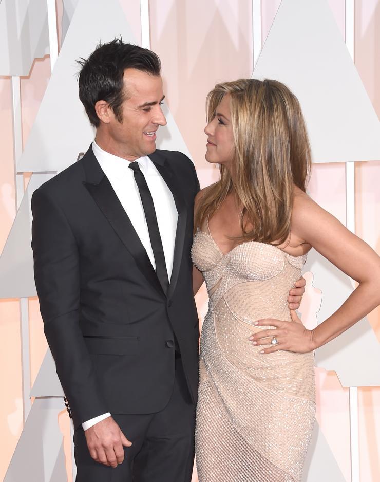 Jennifer Aniston Honeymoon Details