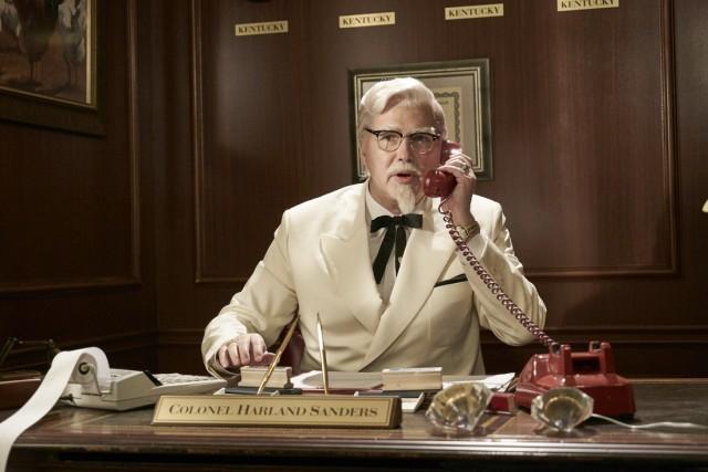 Kfc Commercial 2015 Creepy KFC replaces Dar...