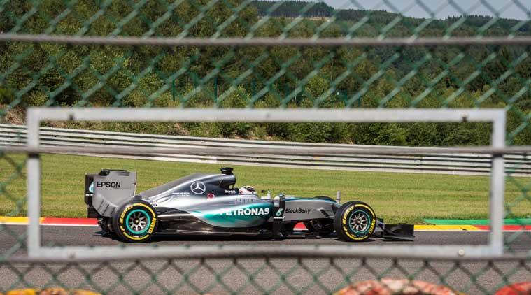 Belgian GP: Race notes - Mercedes