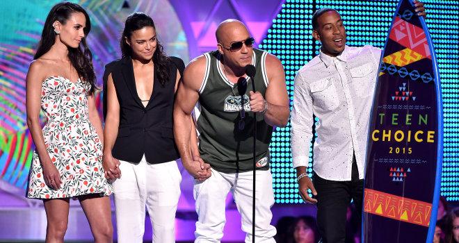 Teen Choice Awards 2015- Show