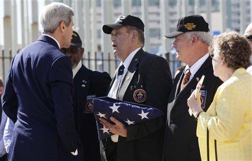 John Kerry Francis 'Mike&#039 East James Tracy Larry Morris