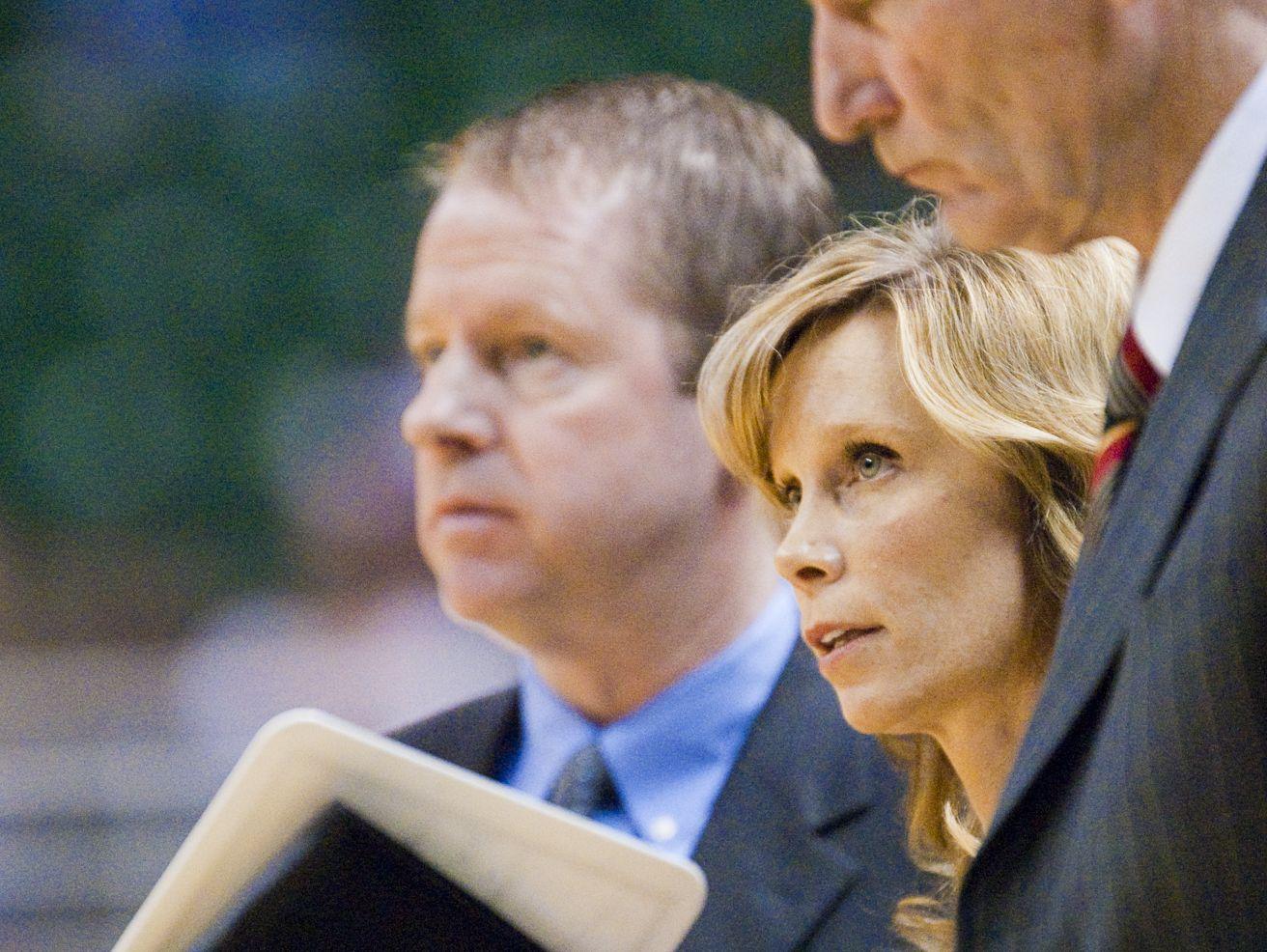 MSU Women's Basketball Head Coach Suzy Merchant