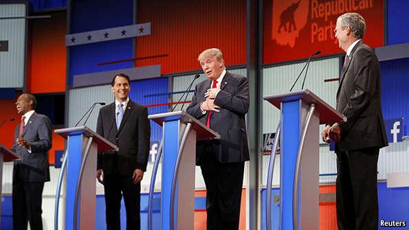 Trump Blasts 'Nasty,' 'Unfair' Debate Questions