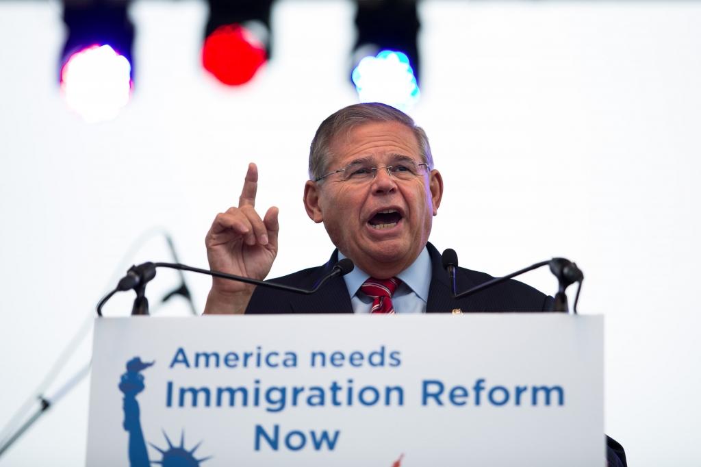 NewsBreaking News Senator Bob Menendez Opposes Iran Deal