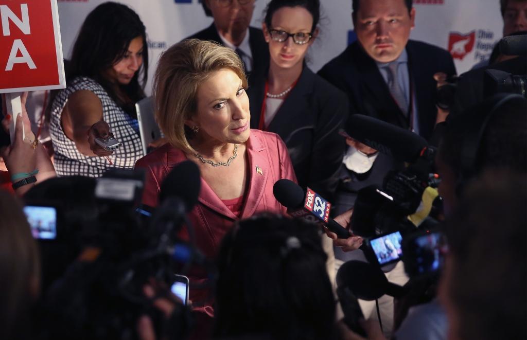 GOP Presidential Candidates Participate In Pre Debate Forum In Cleveland