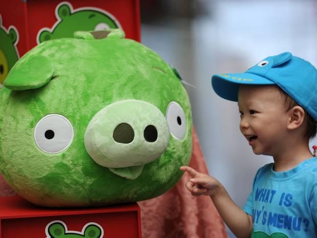'Angry Birds' maker Rovio announces major job losses