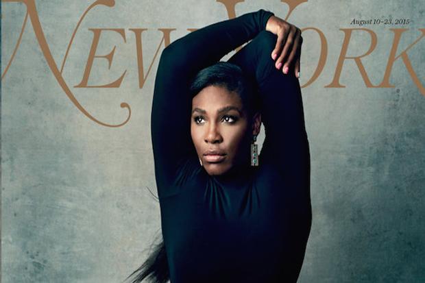 Serena Williams I am like Good Wine