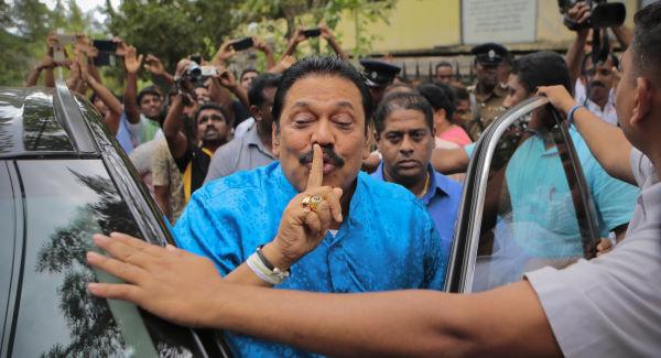Sri Lanka's Rajapaksa Fails to Regain Support in Elections