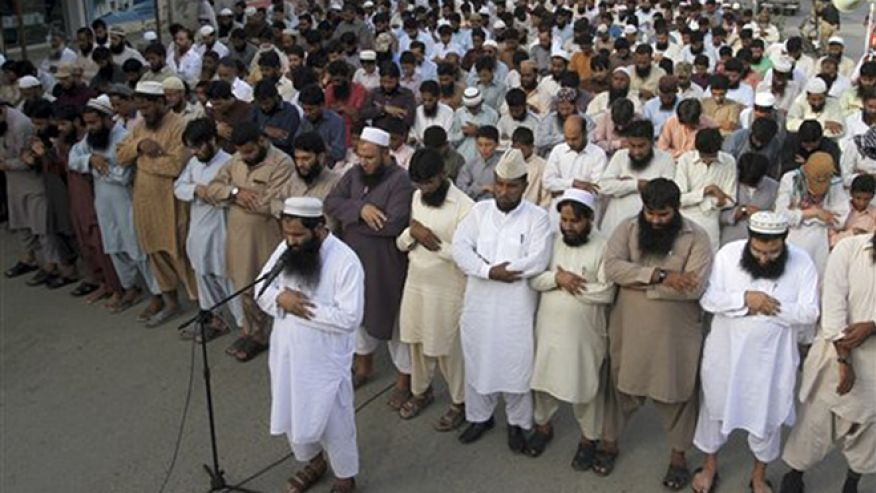 Taliban leader Mullah Omar's treated at Aga Khan Hospital?