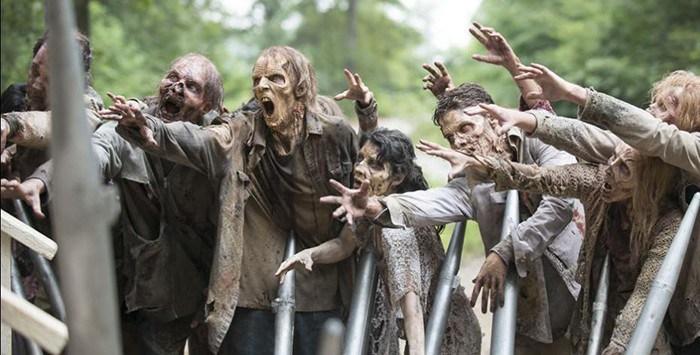 Walking Dead special