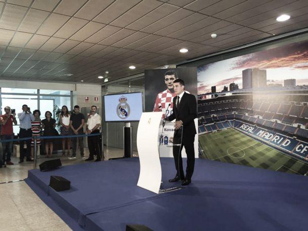 Real Madrid sign Croatian midfielder Mateo Kovacic from Inter Milan