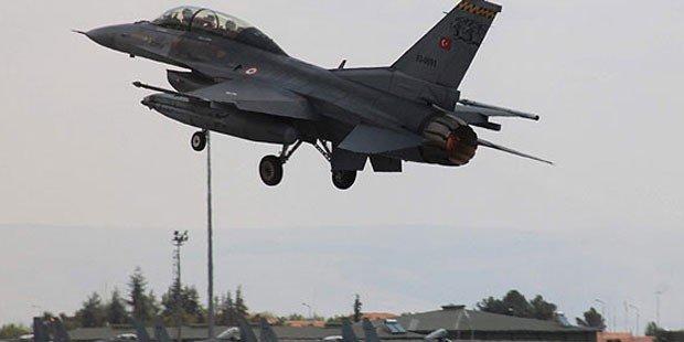 Turkish military denies hit civilians during air strikes