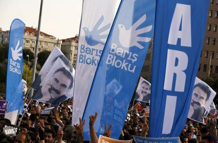 Insight - With Kurdish militant leader sidelined, Turkey risks deeper violence