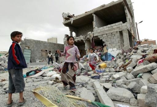 UN warns of storm of famine in conflicthit Yemen