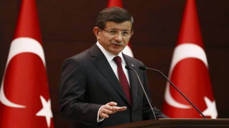Turkey's prime minister appointed to form interim government