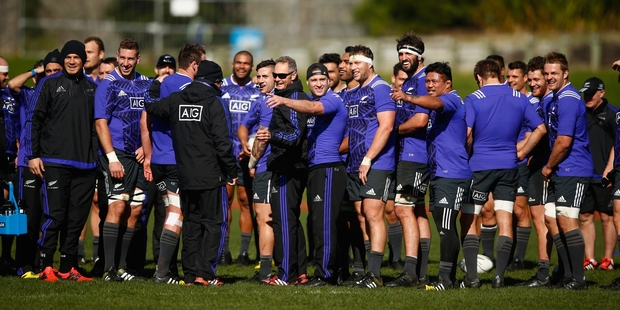 Loading Today's All Blacks hope to do the same