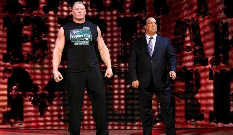 WWE Rumors Madison Square Garden WWE Network special Brock Lesnar opponent