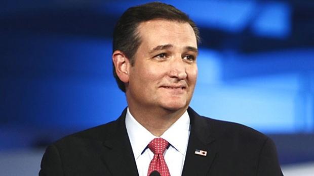 Cruz at debate 2
