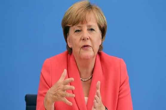 Angela Merkel has said that President Bashar al Assad should be involved in any Syrian peace talks