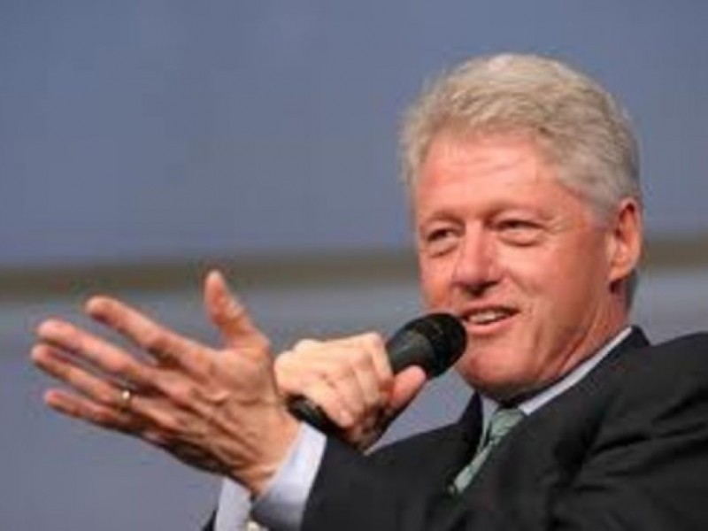 Bill Clinton Aims for Big Bucks in Mich. with Hillary Fundraiser