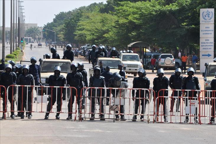 WATCH: Coup Feared in Burkina Faso as Military Dissolves Transitional Government
