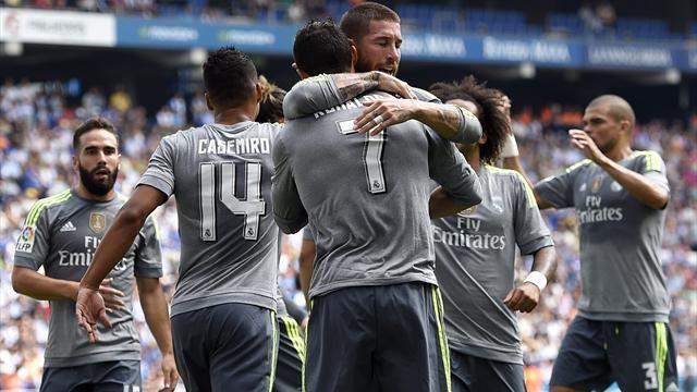 Real Madrid coach Rafa Benitez hails'historic Cristiano Ronaldo