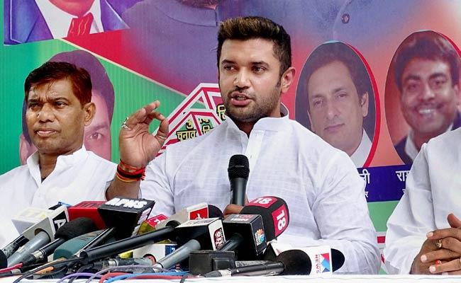 Portion Control Hits BJP. Ally Paswan'Shocked Over Bihar Seats