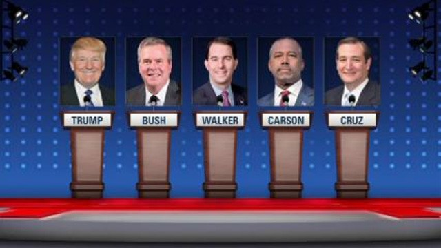 GOP debate preview